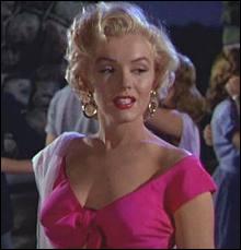 Encore Marilyn, dans une robe très reconnaissable, indiquant que le film est ?