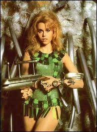 Roger Vadim aimait le blond, toutes ses belles épouses, si elles ne l'étaient pas, le sont devenues. Voici Jane Fonda, qu'il fit tourner ici dans ?