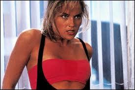 Sharon Stone, dans l'un de ses tout premiers rôles. Le film c'est ?