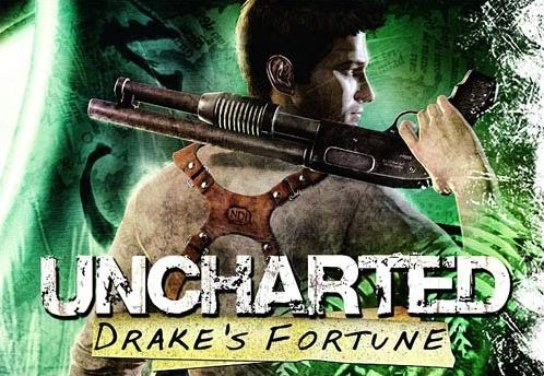 Uncharted (1, 2 et 3)