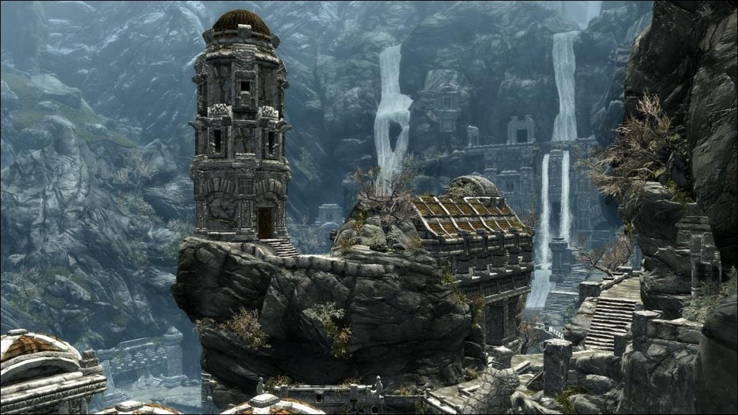 Dans quelle ville peut-on observer ce paysage ?