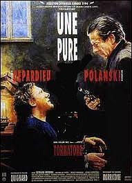 Ecrivain dans un film franco-italien : Une pure ... ...