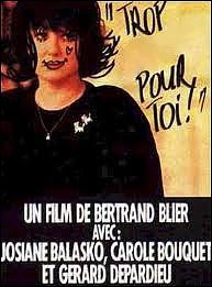 Il est le mari de Carole Bouquet dans : Trop ... ... pour toi