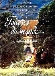 Musicien dans le film d'Alain Corneau : Tous les ... ... du monde