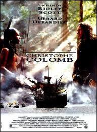 Film de 1992 retraçant la découverte de l'Amérique : ... ... : Christophe Colomb