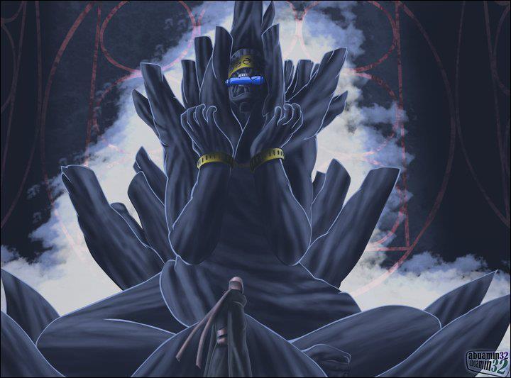 De quel manga ce démon provient-il ?