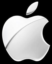 Qu'est-ce que cette pomme croquée ?