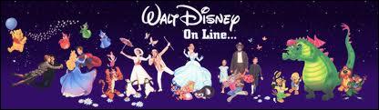 Qui a créé les films Walt Disney ?