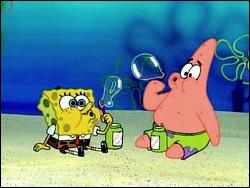 L'éponge s'appelle Bob, mais comment s'appelle l'étoile de mer ?