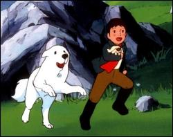 Belle et Sébastien est un dessin animé japonais, mais qui est l'auteur du roman ?