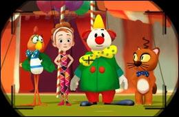 'Kiri le clown' est un personnage qui a été créé dans les années...