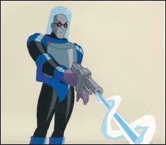 Que veut Mr Freeze ?