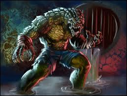 Quel animal est Killer Croc ?