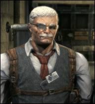 Quel est le prénom de l'officier Gordon ?