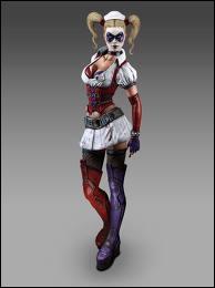 Quelle est l'ancienne profession de Harley Quinn ?