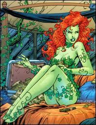 Avec qui Poison Ivy a-t-elle déjà coopéré ?