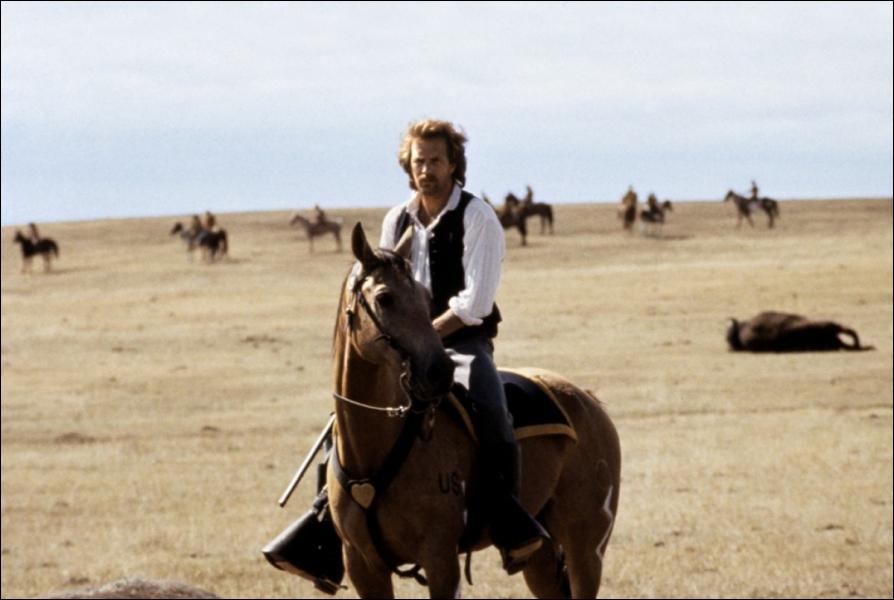 Dans ce même film de Kevin Costner, quel est le nom de ce cheval ?