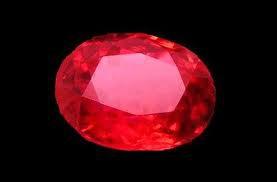 Quelle pierre parmi celles-ci n'est jamais rouge ?
