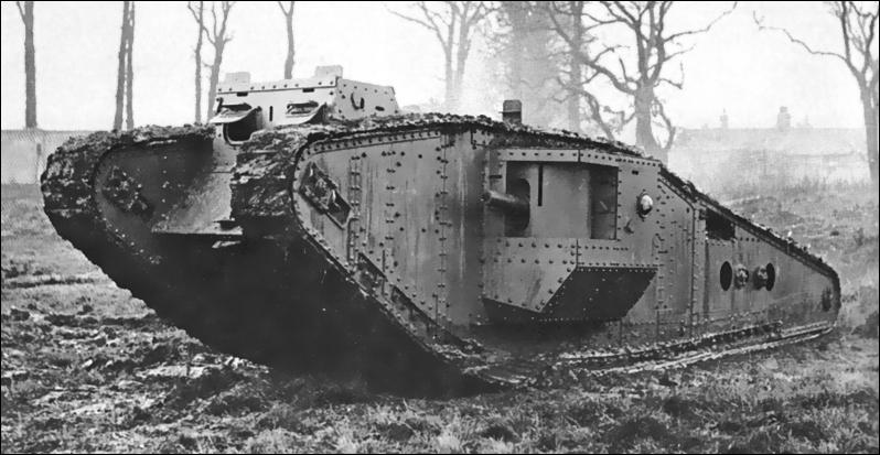 Où a eu lieu le premier combat de chars de l'histoire ?