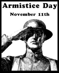 Où a été signé l'armistice du 11 novembre 1918 ?