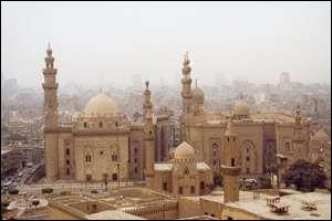 De quel pays, le Caire est la capitale ?
