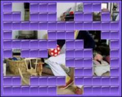 Elle consiste à dévoiler progressivement une photo puzzle mystère . Que faut-il deviner ?