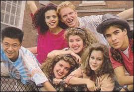 Quelle série canadienne nous a raconté les péripéties de Joey, Spike, Snake et Wheels ? ('Degrassi' - 1987)