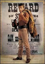 Dans quelle série 'western' Steve McQueen incarnait-il Josh Randall en 1958 ?