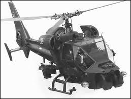 Comment surnommait-on cet hélicoptère 'Gazelle' de la police de L. A. ? (1984)