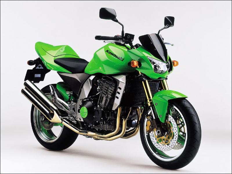 En quelle année est sortie cette moto ?