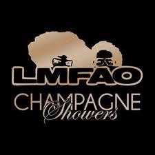 Qui LMFAO aspergent-ils de champagne dans le clip de  Champagne Showers  ?
