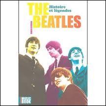 Les Beatles chantaient :