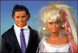Et le grand amour de Barbie :