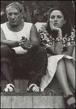 Couple célèbre, c'est Pablo Picasso et :