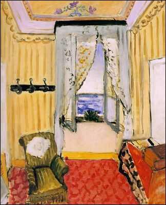 Quizz le repos des peintres quiz peintres for Chambre avec vue henri salvador