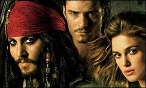 Histoire de Pirates en 4 opus (pour l'instant).
