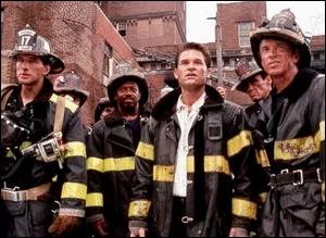 Un film sur les pompiers de Chicago.