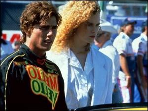 Un film dont l''action se passe dans le milieu de la compétition automobile (stock-car).