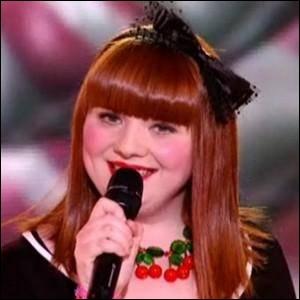 Comment s'appelle cette magnifique chanteuse ?