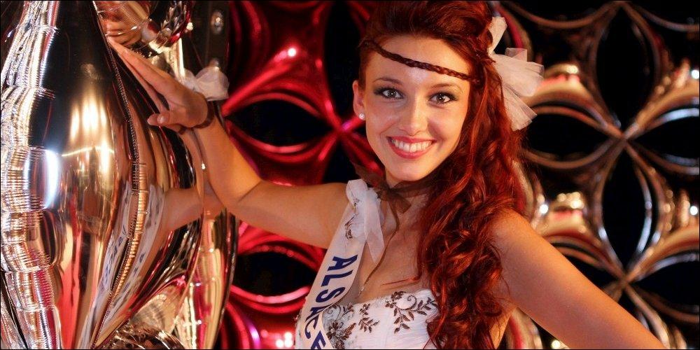 Cette miss a été élue miss France :
