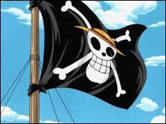 C'est le drapeau de l'équipage de ...