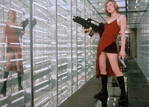 Les célèbres sagas d'horreur : Resident Evil