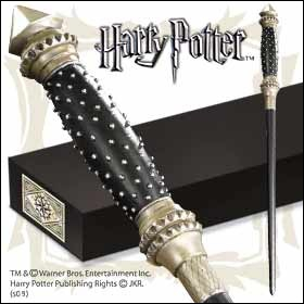 A quel Malfoy appartient cette baguette ?