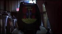 Dans quel film le tueur arbore-t-il un sac de bowling sur la tête ?
