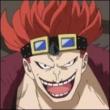 Qui est cet homme aux cheveux rouges avec des lunettes sur le front ?