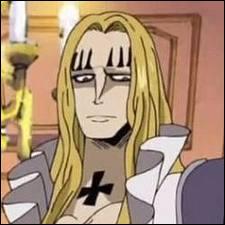 Comment se prénomme cet homme aux cheveux longs ?