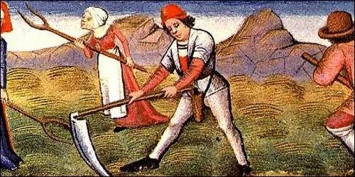 Au Moyen Age, qui étaient les vilains ?