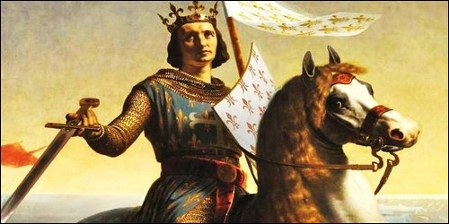 """Quel roi de France surnommé """"Saint Louis"""" fut sanctifié ?"""