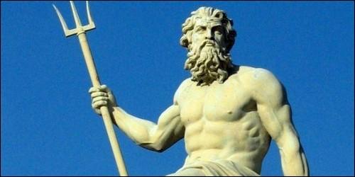 Comment s'appelle le Dieu de la mer dans la mythologie grecque ?