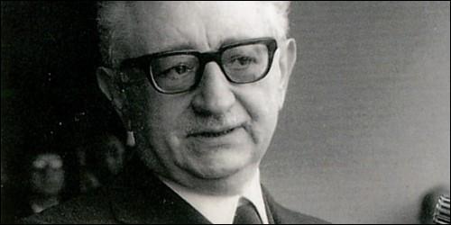 Giovanni Leone a été le président de la République d'Italie de 1964 à 1971.